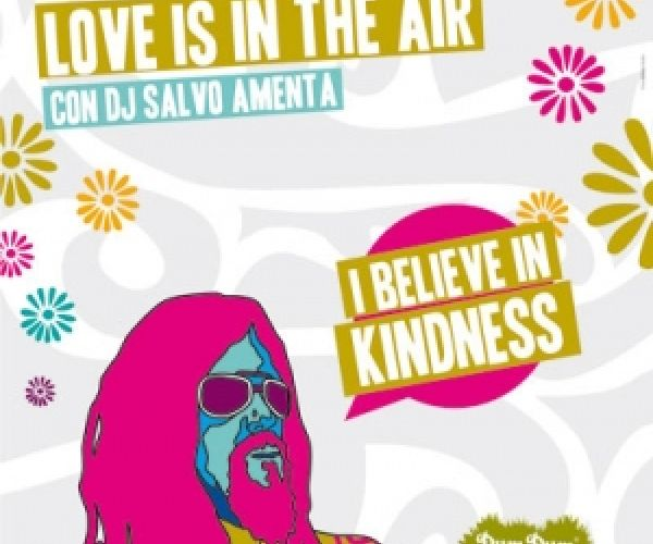 SABATO 18 GIUGNO :: LOVE IS IN THE AIR