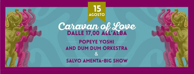 Caravan of Love al DumDum
