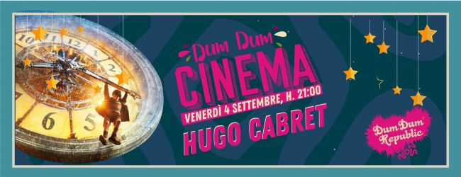Dum Dum Cinema | Hugo Cabret